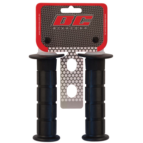 HANDLEBAR GRIP MX BLACK