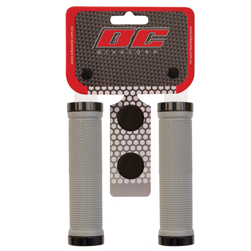 H/BAR GRIP LOCK-ON GREY