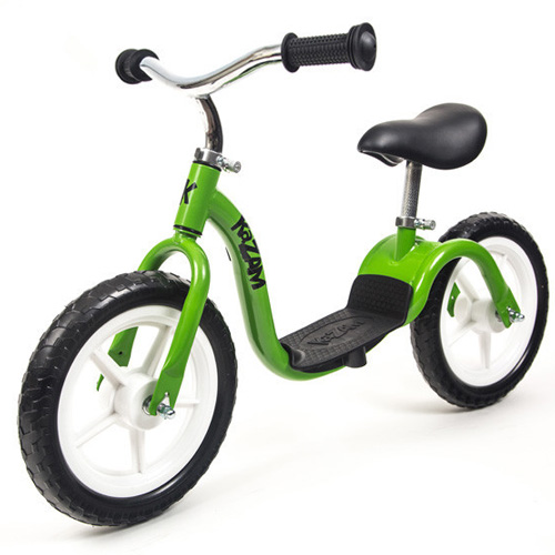 KAZAM VE2 GREEN BALANCE BIKE